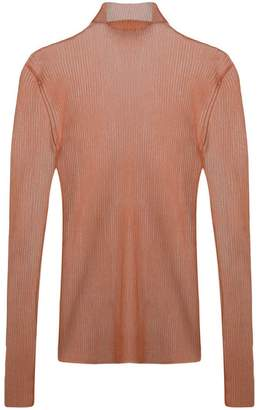 Dion Lee sheer knit sweater