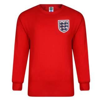 England Fa Official Mens 1966 World Cup Final No 6 Retro Shirt (M)