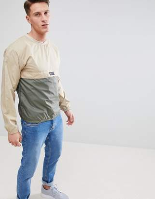 Nicce London block sweatshirt in stone