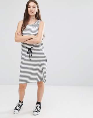 Cheap Monday Collapse Dress Multistripe
