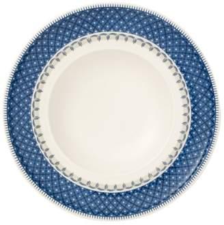 Villeroy & Boch Casale Blu Rim Soup