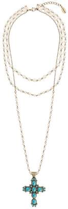 Twin-Set Rosary necklace