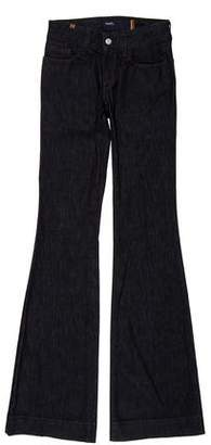 Notify Jeans Mid-Rise Flared Jeans