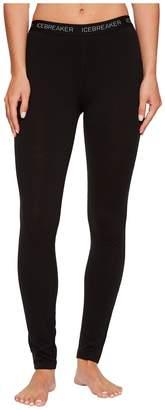 Icebreaker Oasis Mid-Weight Merino Legging Women's Casual Pants
