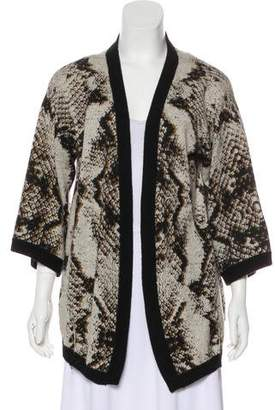Zadig & Voltaire Cashmere Knit Cardigan