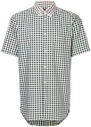 Stella McCartney gingham check shirt