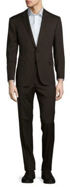Ralph Lauren Purple Label Italian Wool Suit
