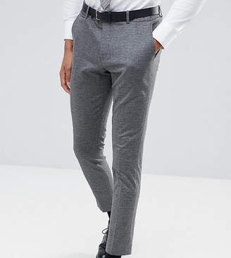 Selected Skinny Fit Jersey Suit PANTS