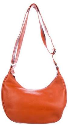 Longchamp Roseau Leather Hobo