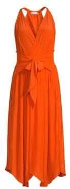 Ramy Brook Elia A-Line Wrap Dress