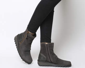 Fly London Mon Zip Boots
