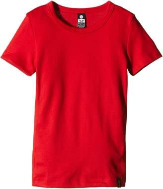 Trigema Unisex T-Shirt Red Rot (kirsch 036) 152