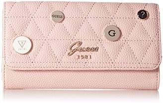 GUESS Fleur Slim Clutch Wallet ROS