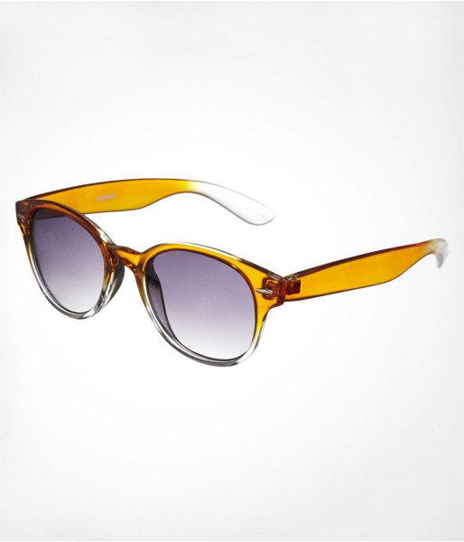 Ombre Frame Wayfarer-Style Sunglasses