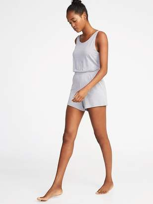 Old Navy Twist-Back Sleep Romper for Women