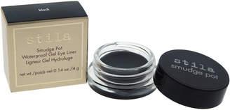 Stila 0.14Oz Black Smudge Pots Waterproof Gel Eye Liner