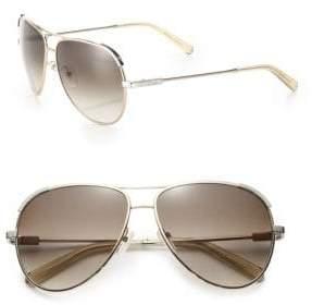 Chloé Eric 60MM Aviator Sunglasses