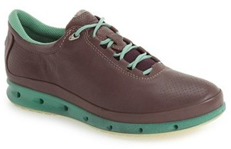 ECCO 'Cool' Waterproof Perforated Leather Sneaker (Women) $189.95 thestylecure.com