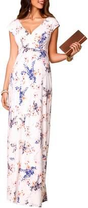 Tiffany & Co. Rose Alana Maternity/Nursing Maxi Dress