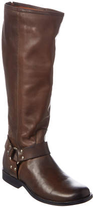 Frye Phillip Harness Tall Boot