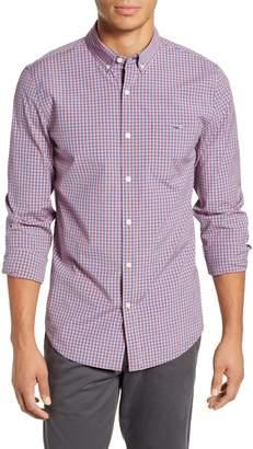 Vineyard Vines Gingham Check Sport Shirt
