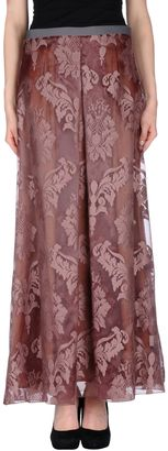 JUCCA Long skirts $213 thestylecure.com
