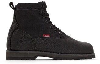 Levi's Logna CA Leather Ankle Boots