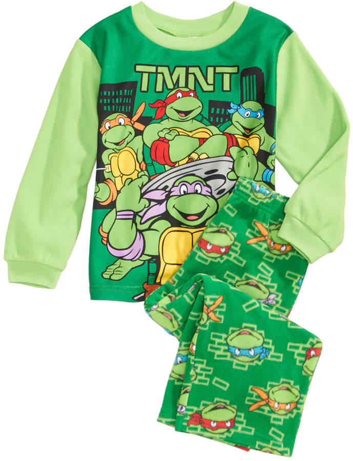 Teenage Mutant Ninja Turtles 2-Pc. Pajama Set, Toddler Boys