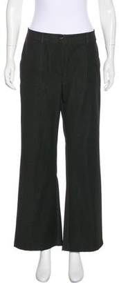 St. John Sport High-Rise Wide-Leg Pants