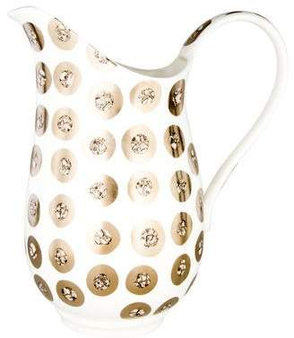 Michael Wainwright Tempio Luna Platinum Pitcher