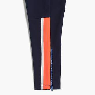 J.Crew Boys' ankle-zip sweatpant in classic fit