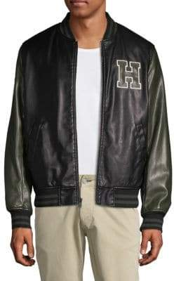 Tommy Hilfiger Classic Graphic-Print Jacket