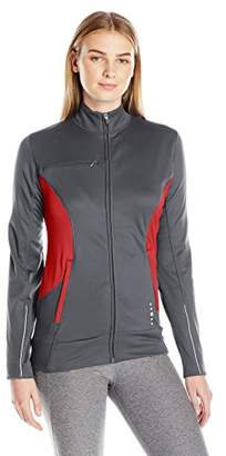 Russell Athletic Women's Technical Performance Fleece Full Zip Jacket