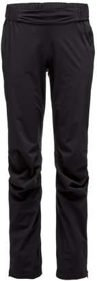Black Diamond Women's StormLine Stretch Pants from Eastern Mountain Sports