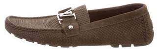 Louis Vuitton Monte Carlo Damier Loafers