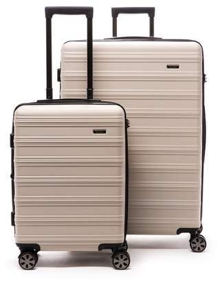 CalPak LUGGAGE Cyprus 2-Piece Spinner Luggage Set