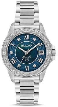 Bulova Marine Start Watch, 32mm