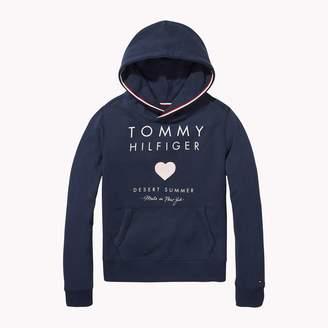 Tommy Hilfiger TH Kids Heart Hoodie