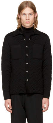 Missoni Reversible Black Chevron Jacket