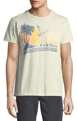 Sol Angeles Central Graphic Pocket T-Shirt
