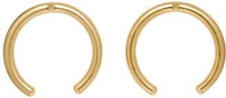 Valentino Gold Garavani Rockstud Earrings