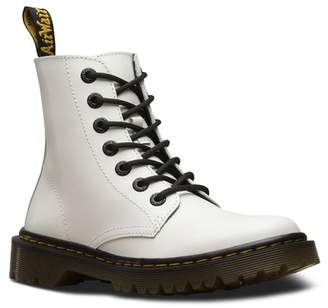 Dr. Martens Luana Leather Lace-Up Boot