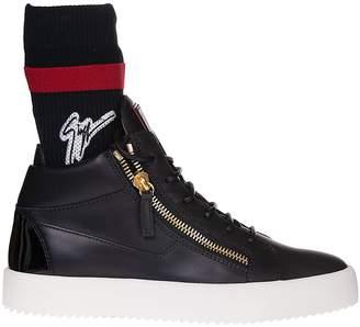 Giuseppe Zanotti Ankle Sock Sneakers