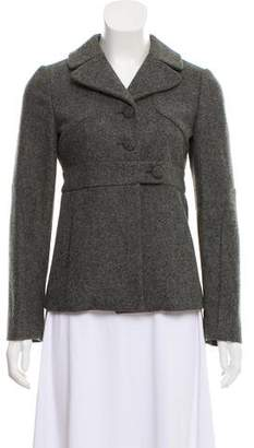 Marni Tailored Wool Coat