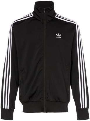 adidas Firebird triple stripe track jacket