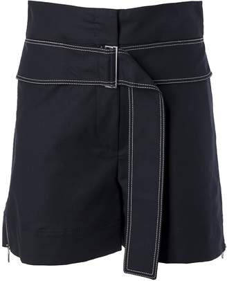 Sportmax Belted Shorts