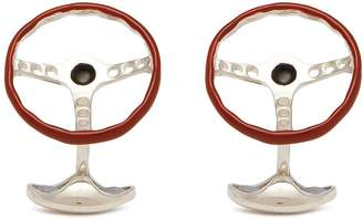 Deakin & Francis Steering wheel cufflinks