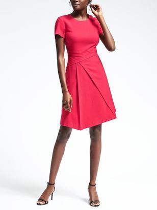 Wrap Skirt Dress $118 thestylecure.com