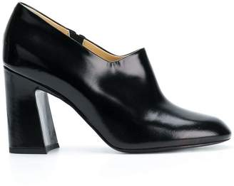 Lemaire slip-on heeled boots