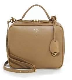 Mark Cross Laura Leather Crossbody Bag